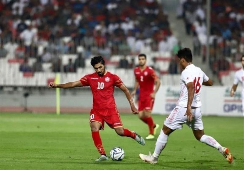 جشن ویژه بحرینی ها پس از پیروزی برابر ایران
