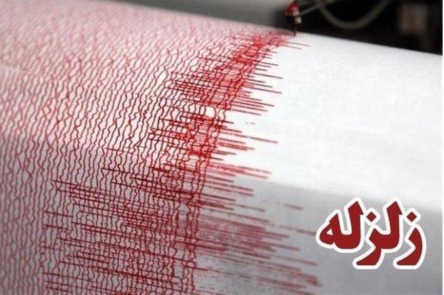 ادامه دار بودن فوج لرزه های قطور استان آذربایجان غربی، قشم با زلزله 3.9 لرزید