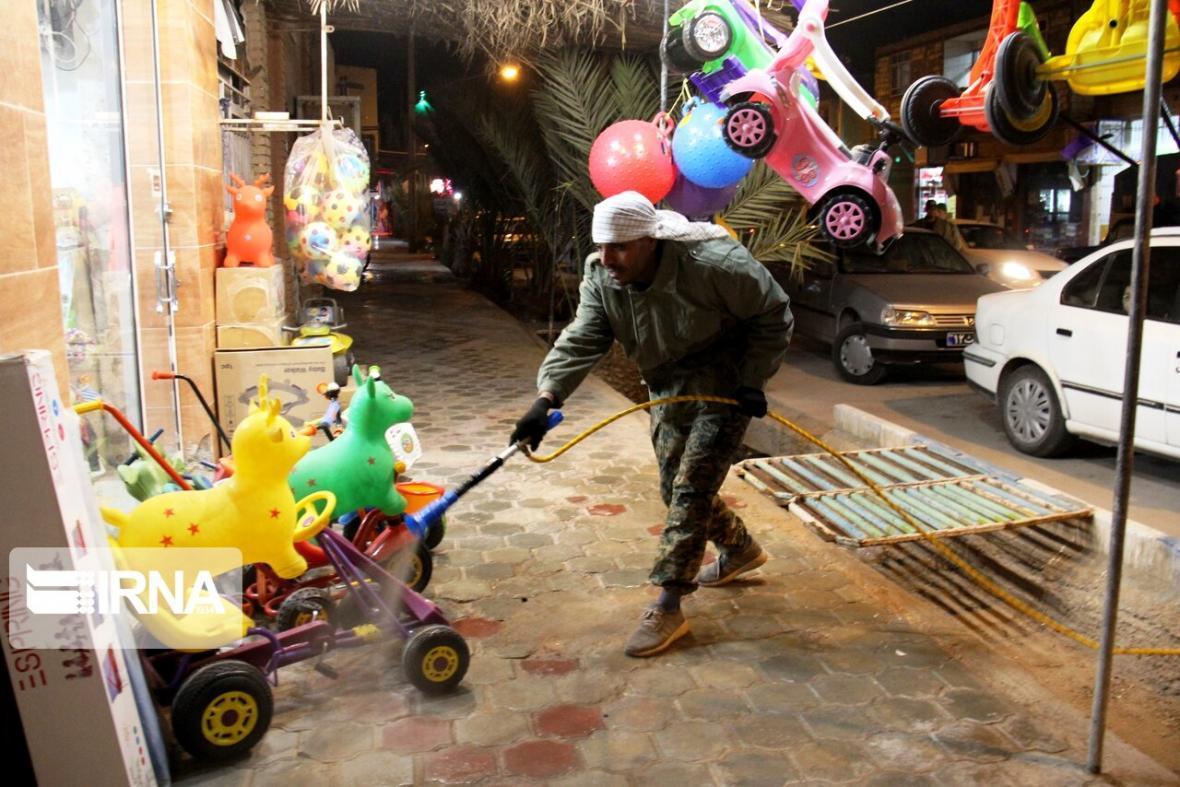 خبرنگاران خرید نوروزی مبهوت بازار داغ کرونا