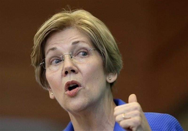 کناره گیری الیزابت وارن از رقابت های انتخاباتی آمریکا