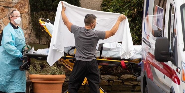 احتمال مرگ 82 هزار آمریکایی بر اثر کرونا تا ماه اوت