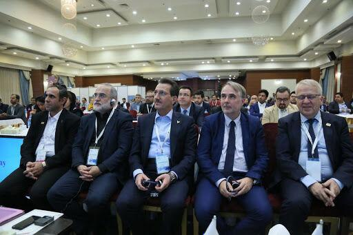 خبرنگاران وب کنفرانس گروه کاری ویژه COVID 19 اتحادیه بین المللی راه آهن ها (UIC) برگزارشد