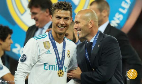 واکنش رئال مادرید به پیشنهاد جذب کریستیانو رونالدو!